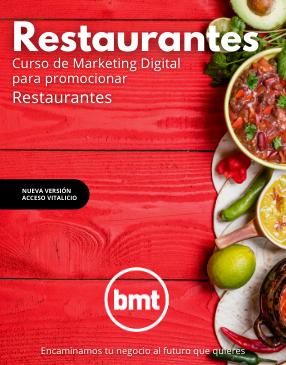 Curso de Marketint Digital para promover Restaurantes