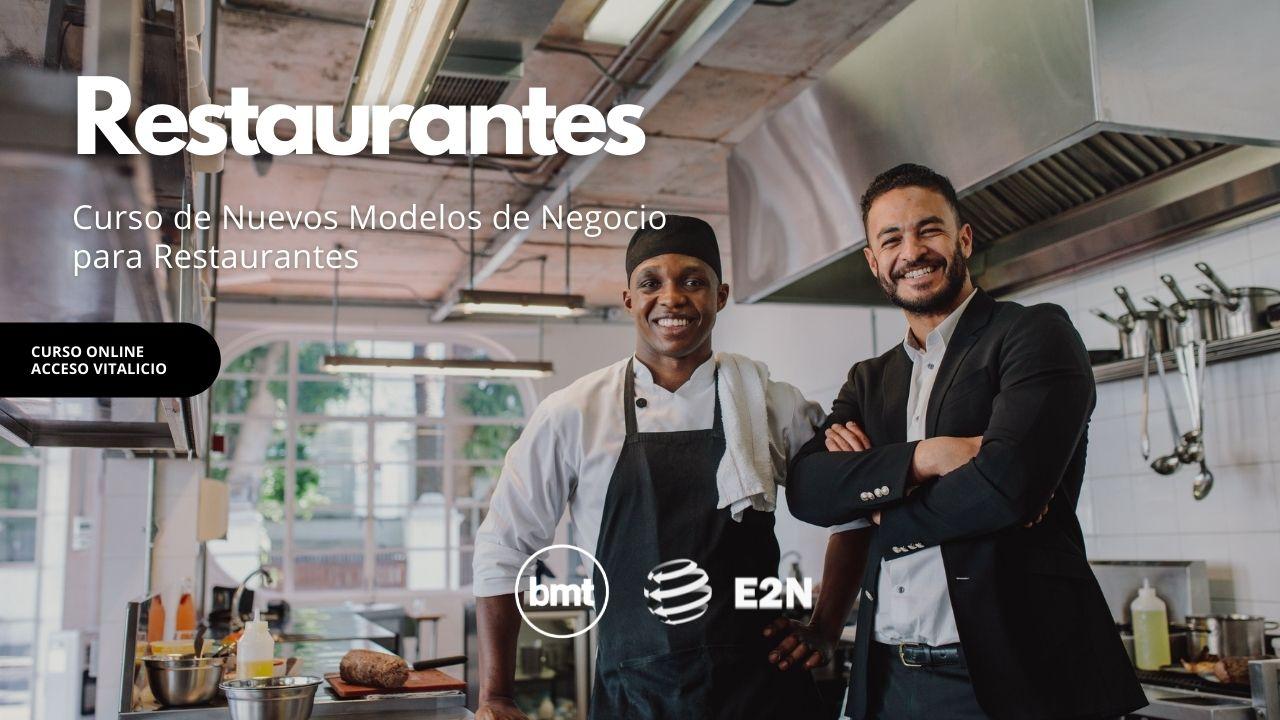 Curso de nuevos Modelos de Negocio para Restaurantes